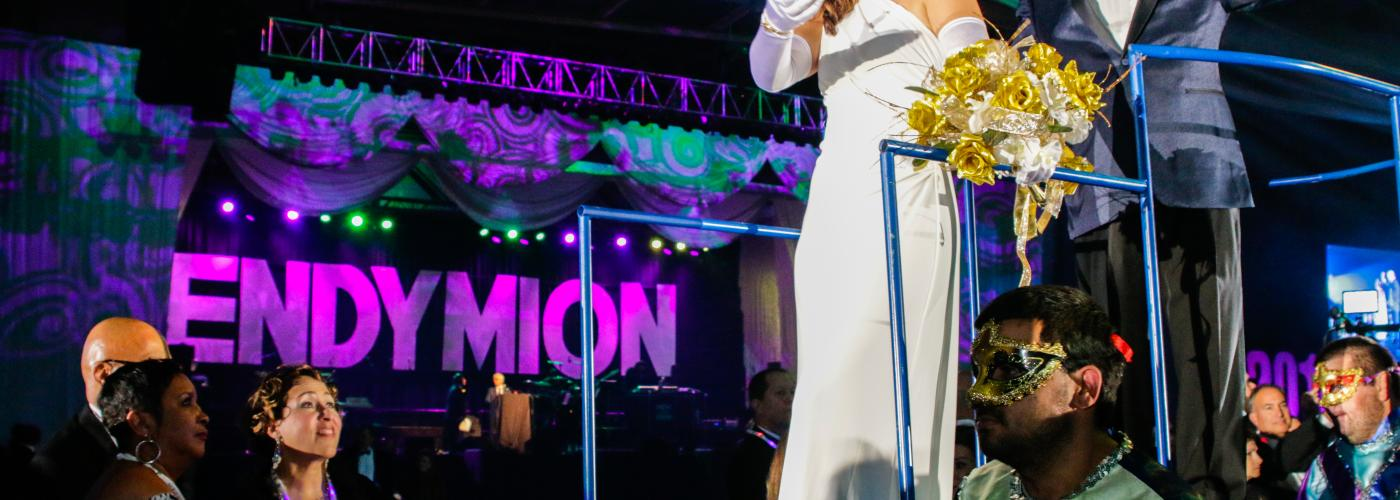 Endymion Coronation Ball- Mardi Gras Ball