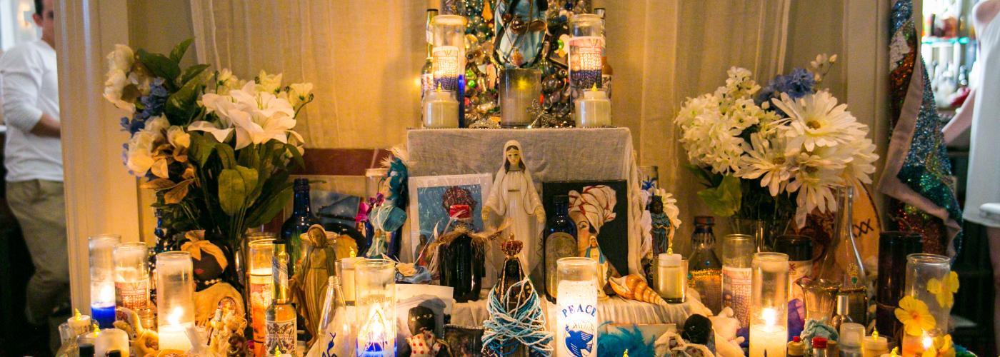 St. John's Eve- Voodoo Ritual