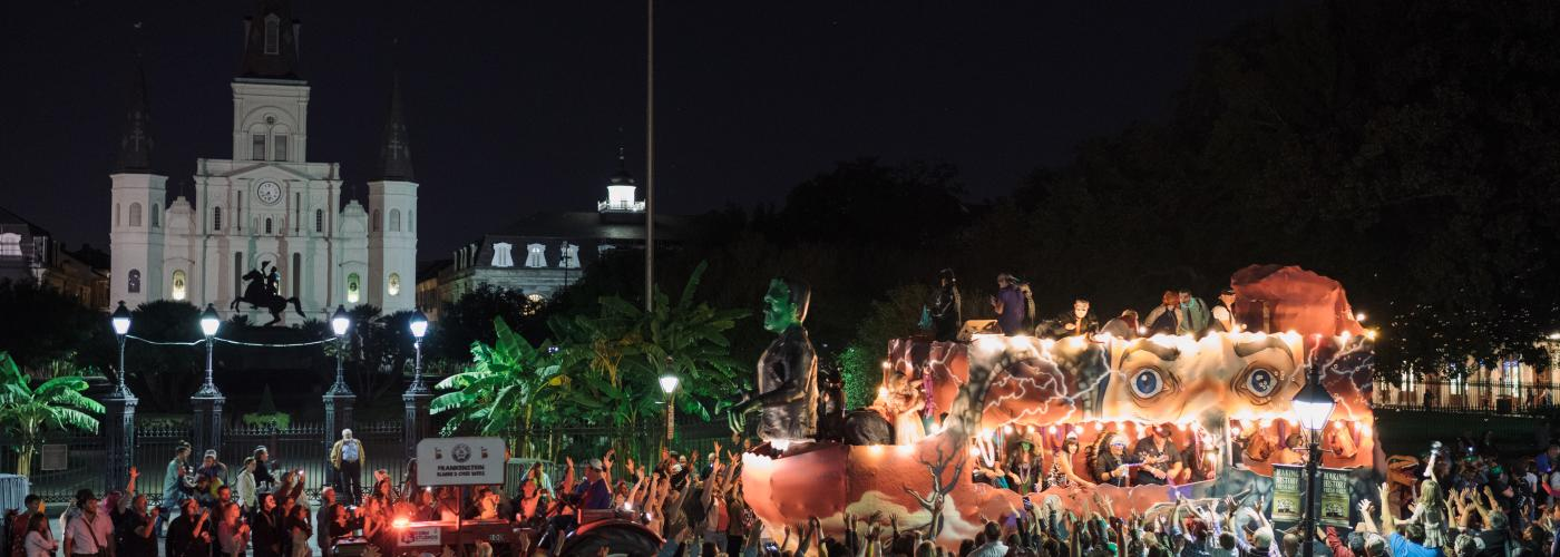 Krewe of Boo 2016