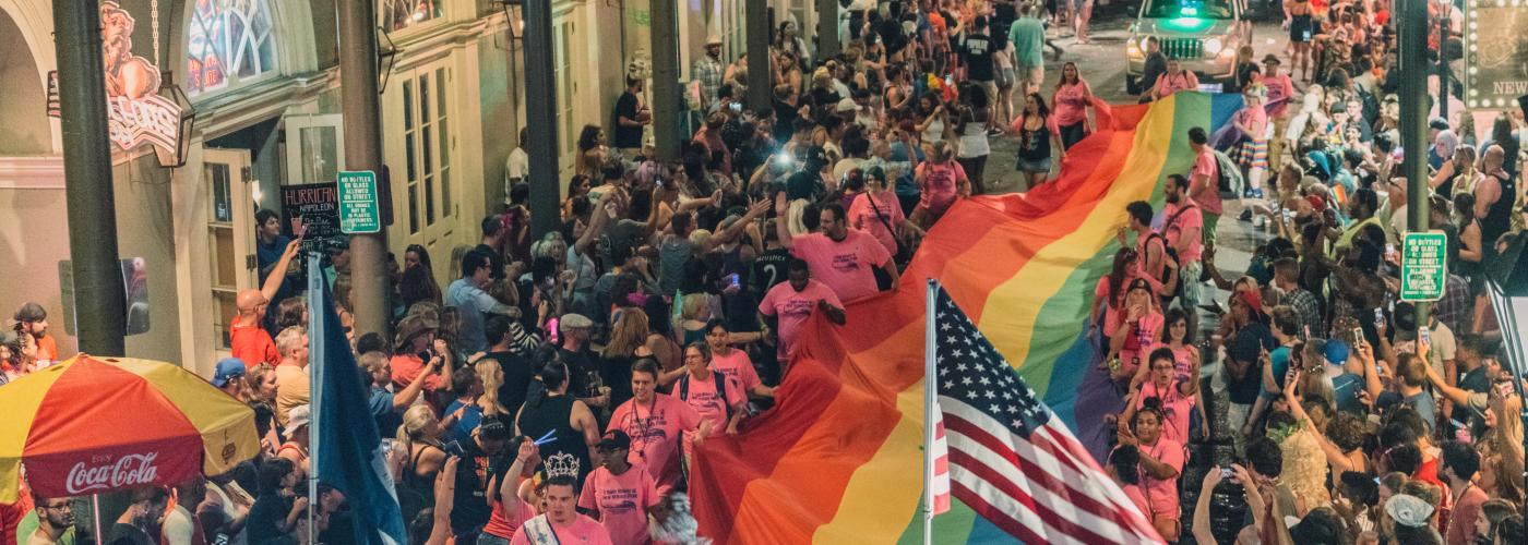 LGBTQ Pride Parade 2017