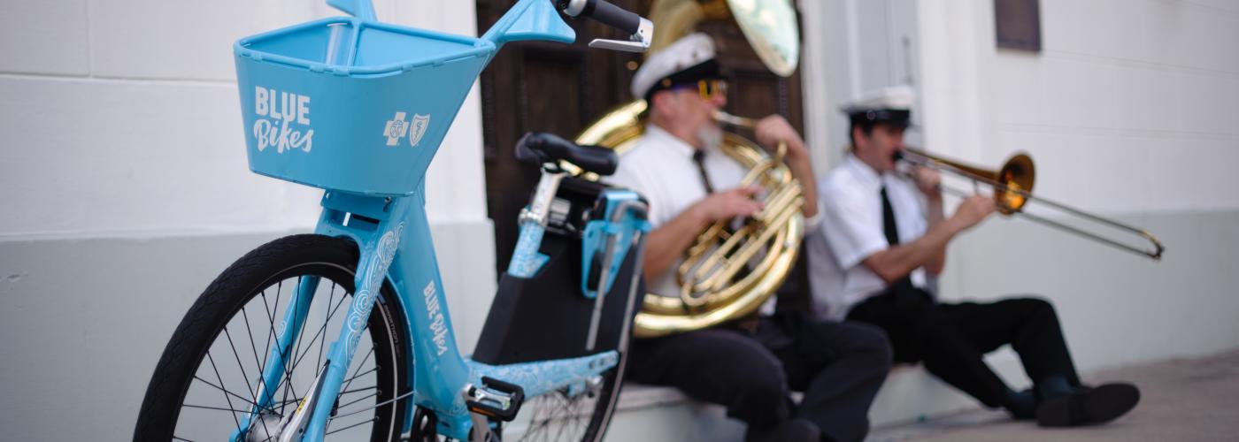Blue Bikes New Orleans