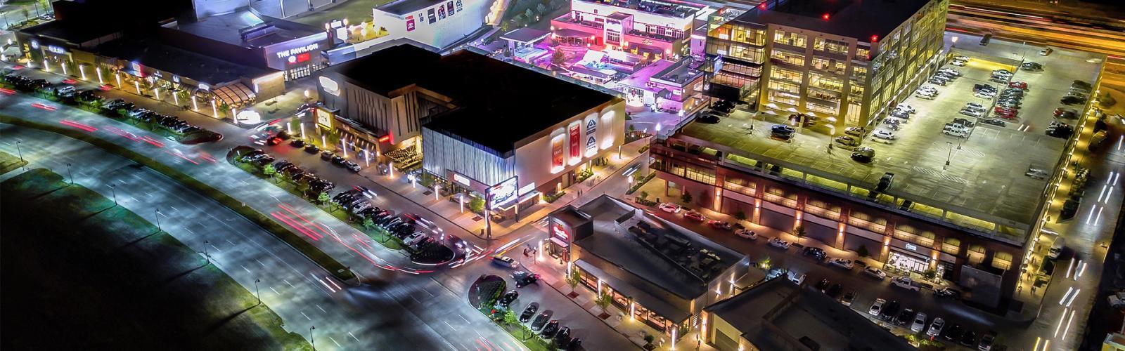 Las Colinas Entertainment District Restaurants Events Hotels