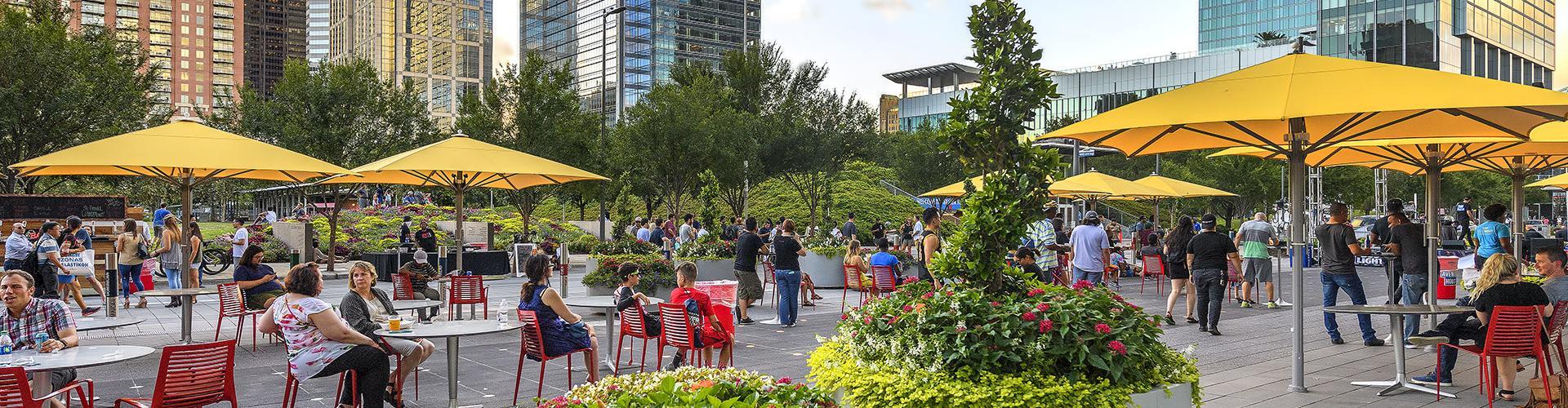 Avenida Houston day