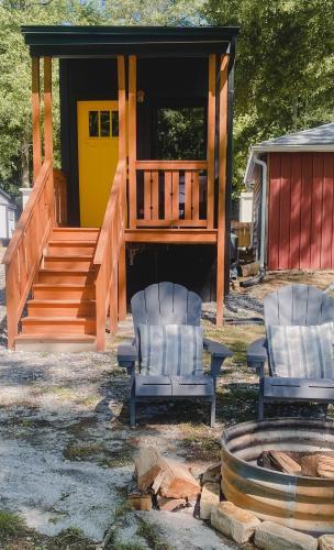 Saluda Outdoor Center Tiny Home