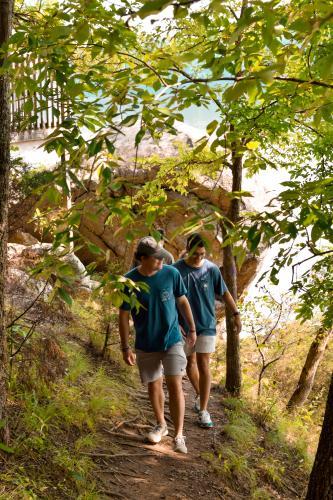 Latta Nature Preserve Buzzard Trail