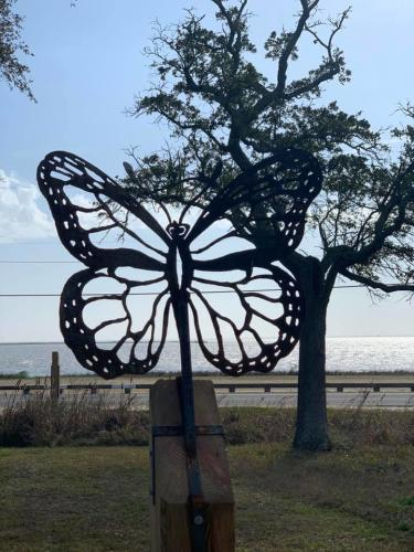 Monarch Art in the Open