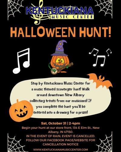 Halloween Hunt!