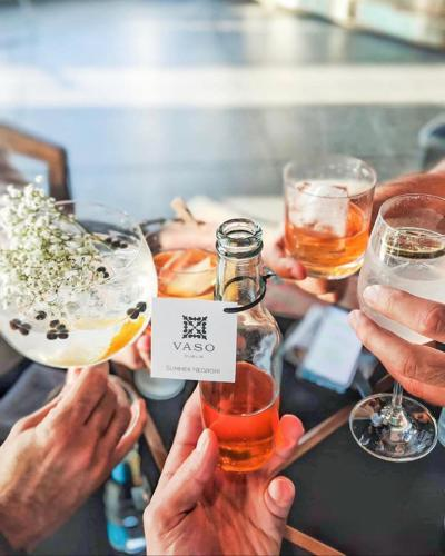 Cocktails at VASO
