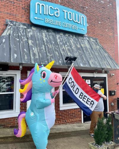 Mica Town Brewing- Unicorn