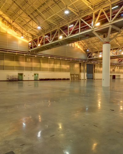 Ernest N. Morial Convention Center Hall B Empty