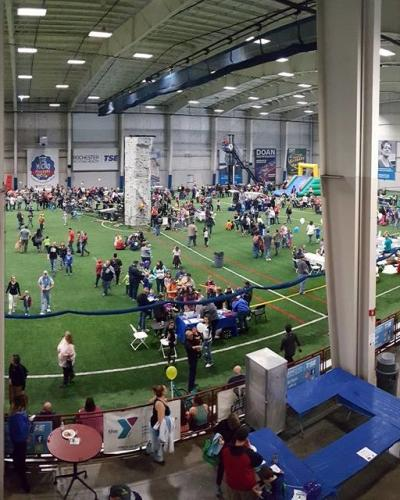 Event at Total Sports Experience