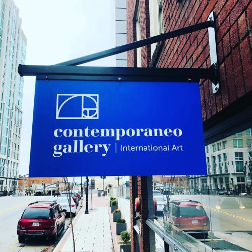 Contemporaneo Gallery Exterior