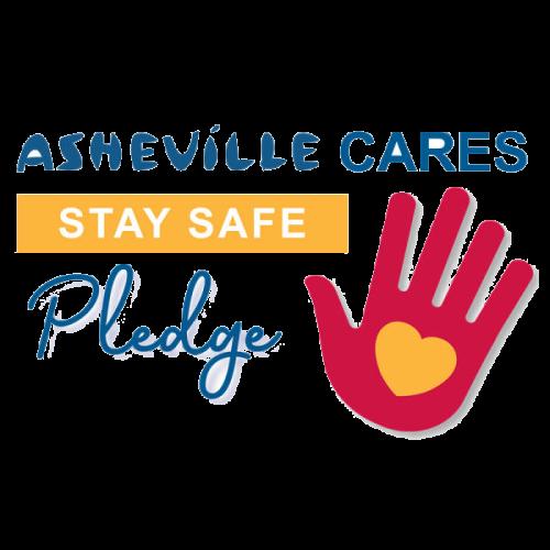 Asheville Cares Stay Safe Pledge