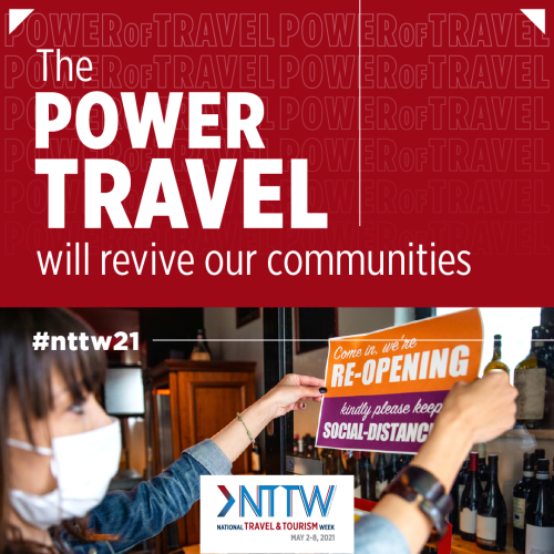Power of Travel #NTTW21