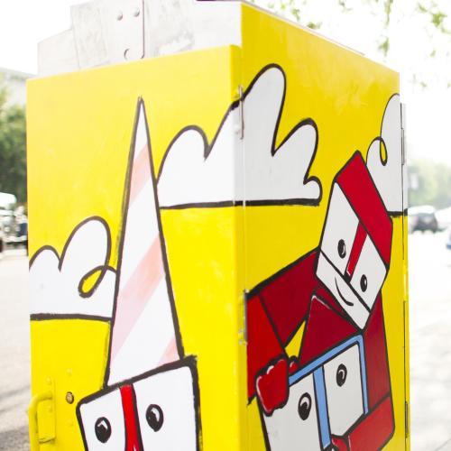 Art the Box