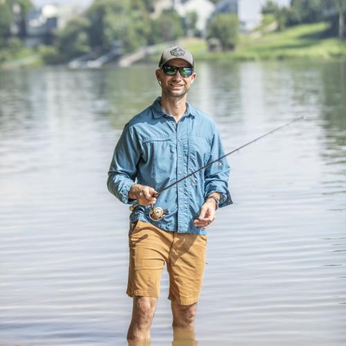 nature; fishing; summer; outdoors
