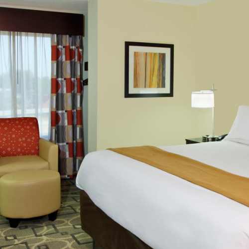 DTN - Header - Holiday Inn Express - Room