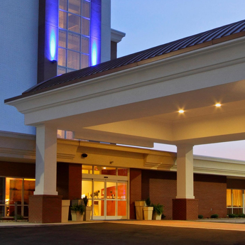 DTN - Header - Holiday Inn Express Exterior