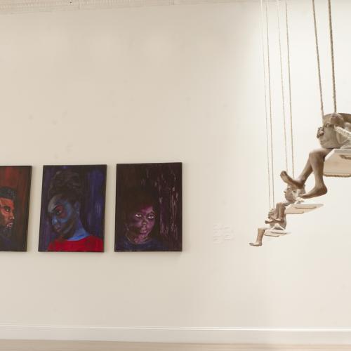AU Exhibit at Westobou