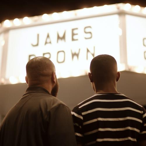 James Brown Marquee