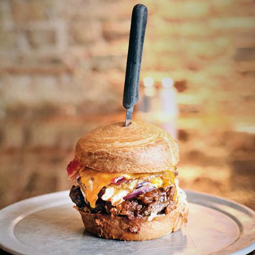 Whiskey Bar Burger