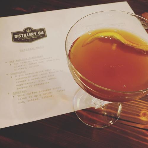 Distillery 64 Cocktail