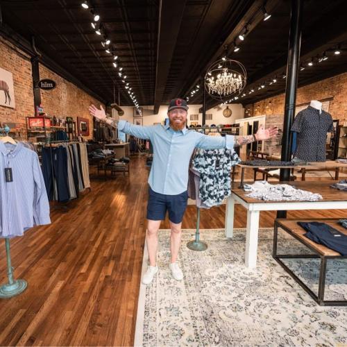 HIM Gentleman's Boutique Spring Fashion 2021