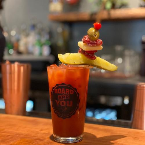 Bloody Mary from Board and You Brunch