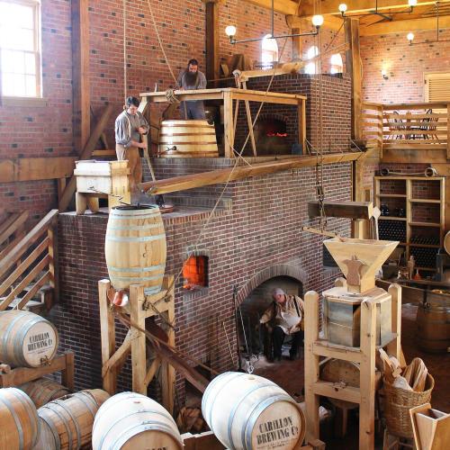 Carillon Brewing Company at Carillon Historical Park