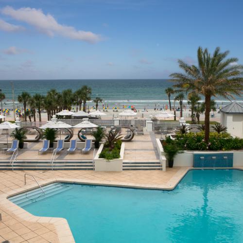 Hilton DB Oceanfront - Pool
