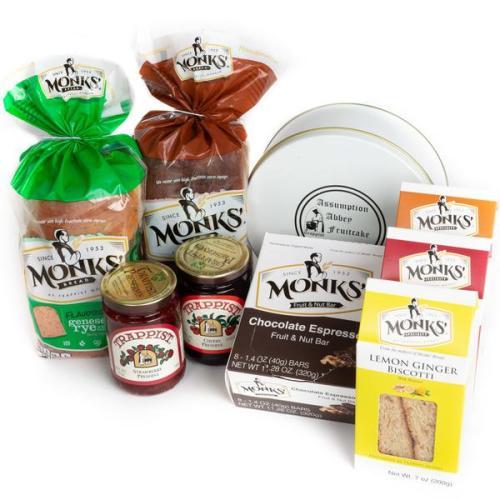 Monks' Bread Sampler Pack