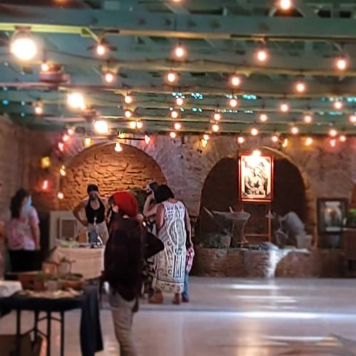 artisan market forestiere friday