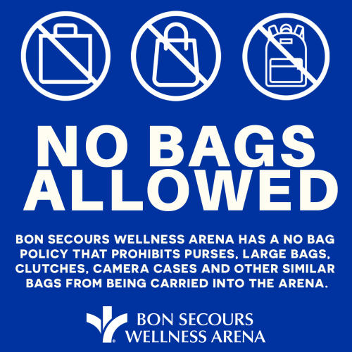 No Bag Graphic from BSWA