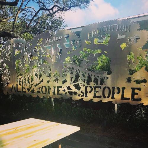 Ocean Springs Public Art: All One People