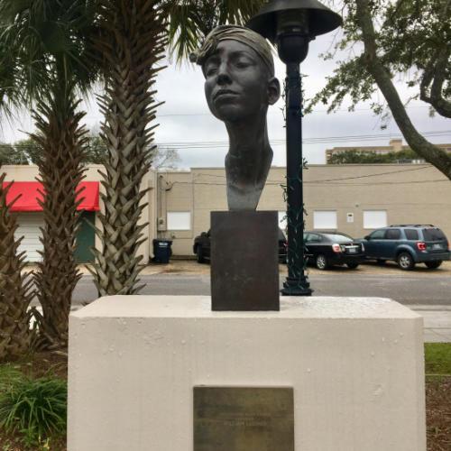 Ocean Springs Public Art: William Ludwig Sculpture