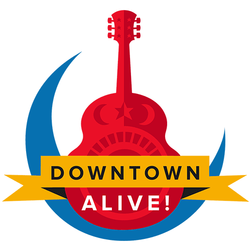 Downtown Alive! Logo