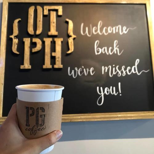 Public Grounds Coffee