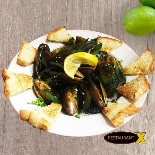 Restaurant X Mussels