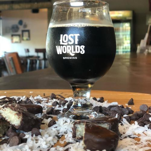 Lost Worlds Holiday Brew