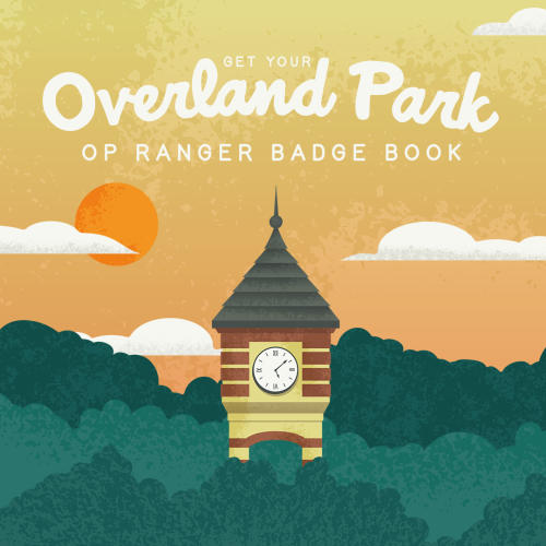 Sign-up for the Overland Park Ranger Badge Book