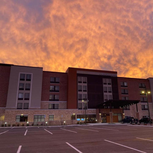 SpringHill Suites In Overland Park