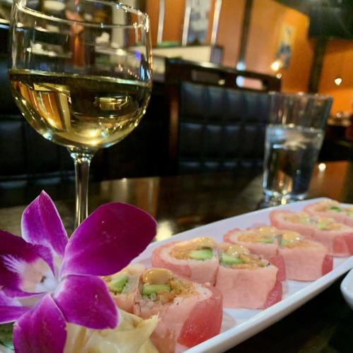 best sushi in op