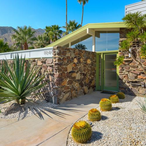 Modernism Week Green Gables H3K