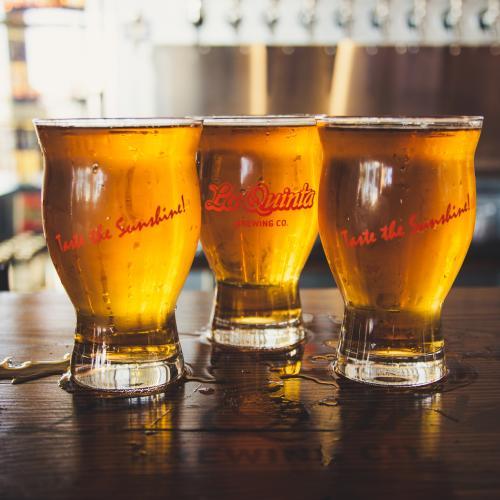 La quinta brewing beer