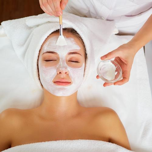 Woman Spa Facial - iStock