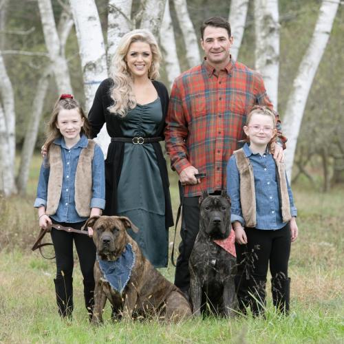 A family photo taken by diana lang