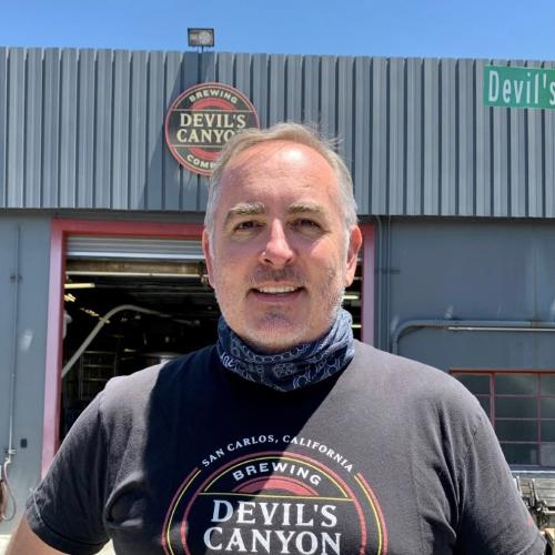 Devil's Canyon Brewing Co - Owner & Brewmaster Chris Garrett