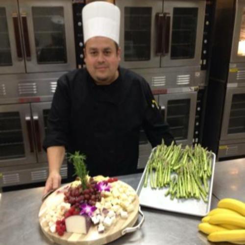 Chef Mikey Ramirez