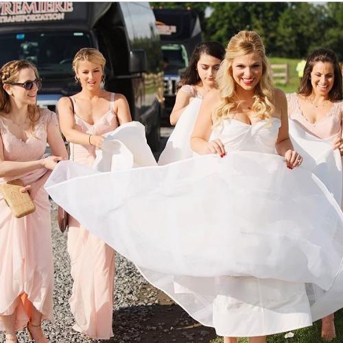 Premiere Transportation Wedding