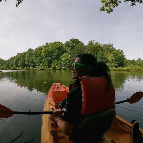 ASC greenway kayaking